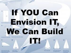 Envision IT, Build IT!