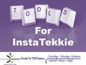 InstaTekkie Tools