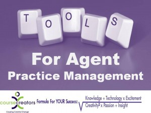 Tools For Agent Practice Management