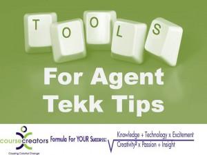 Agent Tekk Tips