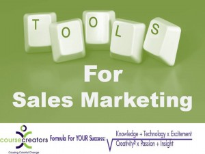 Sales & Marketing Tools