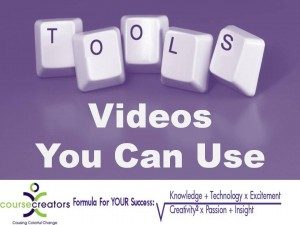 Videos You Can Use Tools