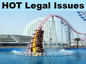 New Hot Legal Issues