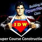 Superman IDW logo